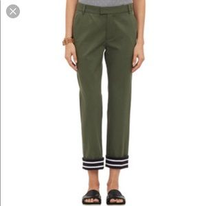 Band of Outsiders Cuff Pant